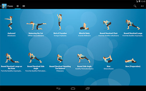 Las mejores aplicaciones para deportistas - Musica para hacer yoga en casa ...