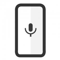 Cambiar micrófono Samsung A80 - Imagen 1