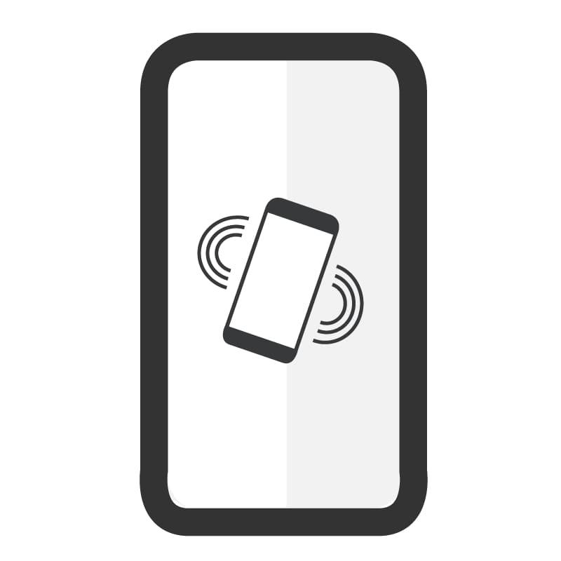 Cambiar vibrador Samsung A80 - Imagen 1