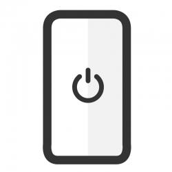 Cambiar botón de encendido Samsung A40 - Imagen 1