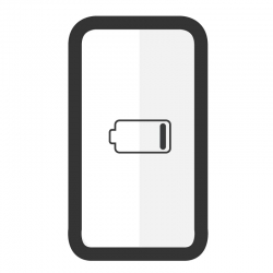 Cambiar batería Samsung A40 - Imagen 1
