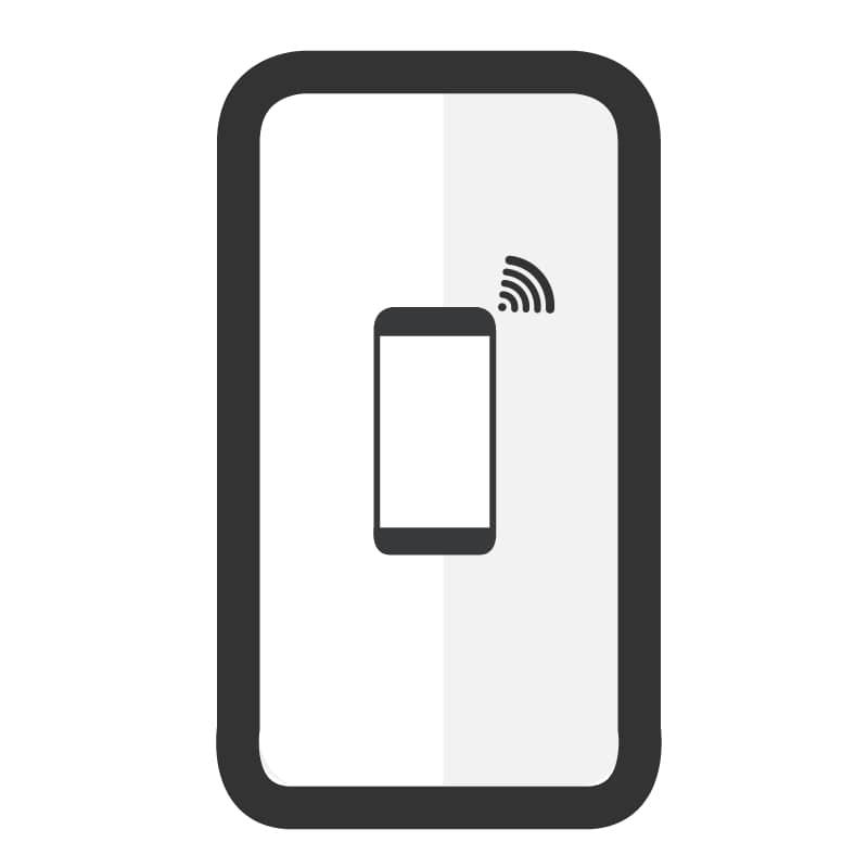 Cambiar sensor proximidad Samsung A20E - Imagen 1