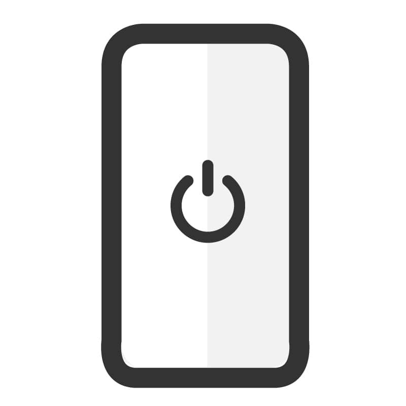 Cambiar botón de encendido Samsung A8S - Imagen 1