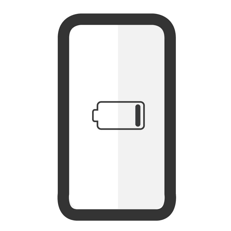 Cambiar batería Samsung A8S - Imagen 1
