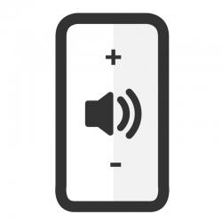 Cambiar botones de volumen Samsung A8S - Imagen 1