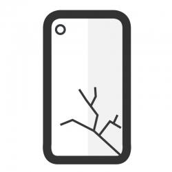 Cambiar carcasa trasera Samsung A8S - Imagen 1