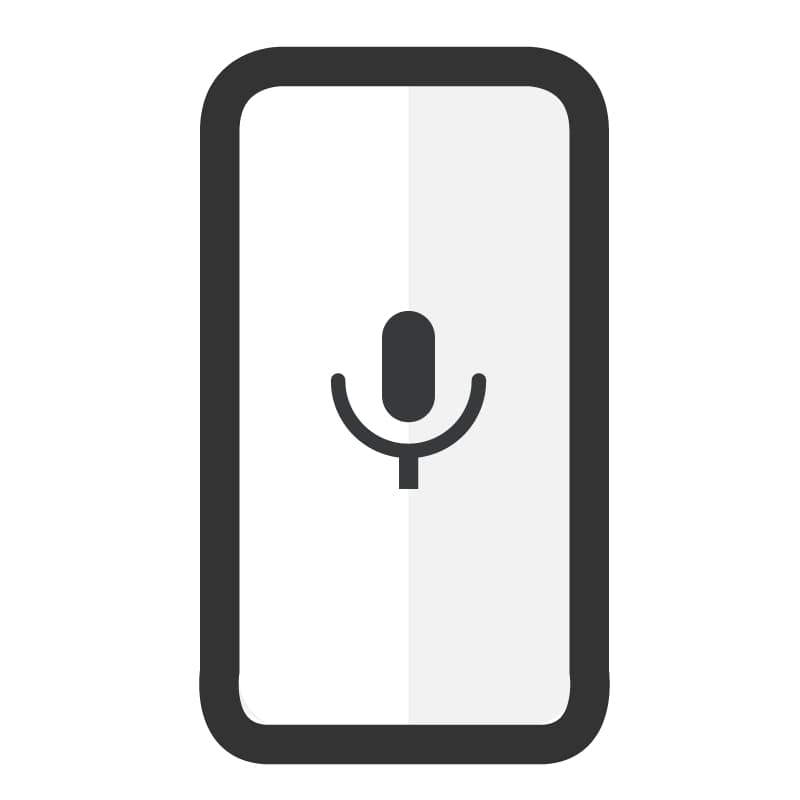 Cambiar micrófono Oppo K1 - Imagen 1