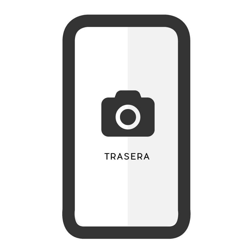 Cambiar cámara trasera Oppo A1K - Imagen 1