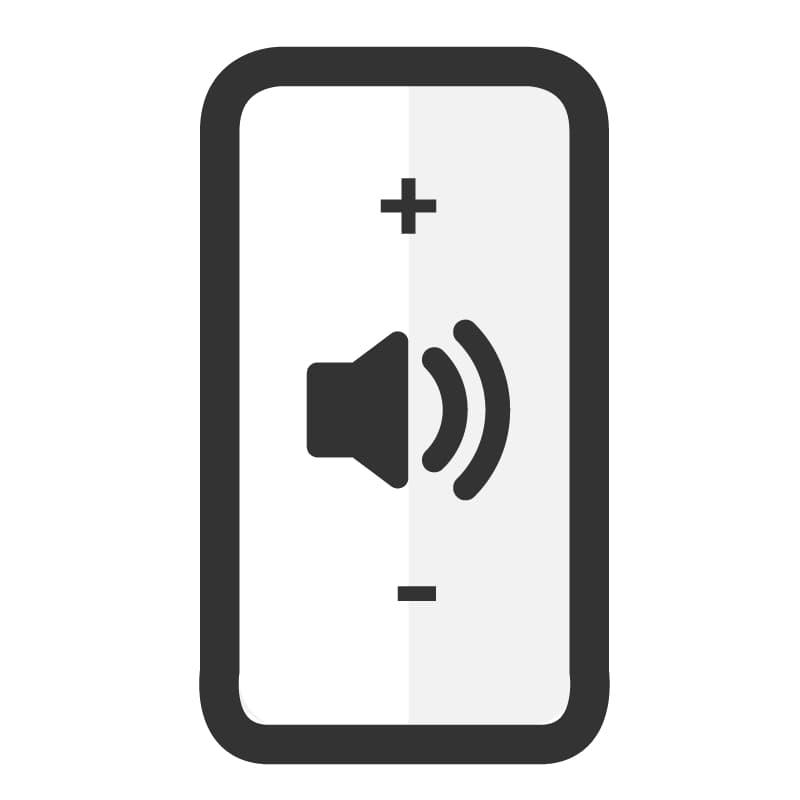 Cambiar botones de volumen Oppo A1K - Imagen 1