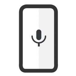 Cambiar micrófono Oppo A7X - Imagen 1