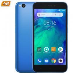 SMARTPHONE MÓVIL XIAOMI REDMI GO BLUE - 5'/12.7CM - QC 1.4GHZ - 1GB RAM - 16GB - CAM 5/8 MP - 4G - DUAL SIM - BAT 3000MAH - Imag