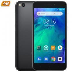 SMARTPHONE MÓVIL XIAOMI REDMI GO BLACK - 5'/12.7CM - QC 1.4GHZ - 1GB RAM - 16GB - CAM 5/8 MP - 4G - DUAL SIM - BAT 3000MAH - Ima