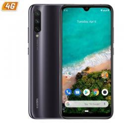 SMARTPHONE MÓVIL XIAOMI MI A3 GREY - 6.088'/15.4CM - OC SNAPDRAGON 665 - 4GB RAM - 64GB - CAM(48+8+2)/32MP - ANDROID ONE - 4G -