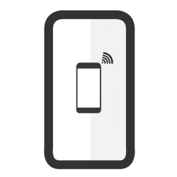Cambio Antena NFC Huawei Y7...