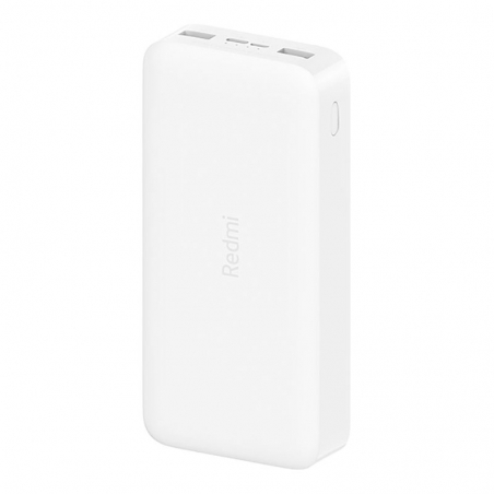 Xiaomi Batería Externa 20000 mAh Redmi 18W Fast Charge Power Bank