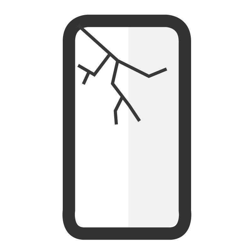 Cambiar pantalla de smartphone iPhone X
