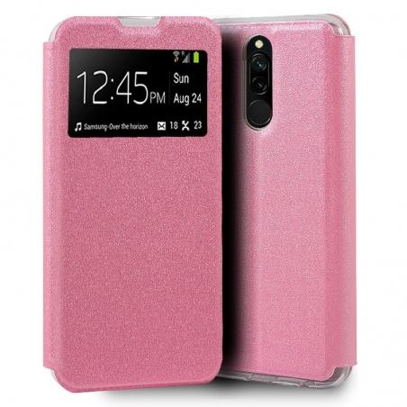 Cool Funda Xiaomi Flip Redmi 8 / 8A Rosa