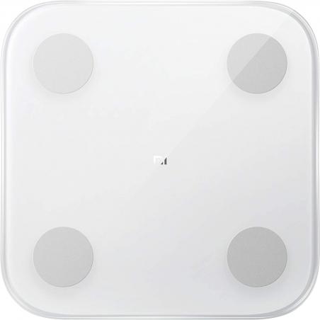 Báscula de baño - Xiaomi Báscula Inteligente Mi Body Composition Scale 2