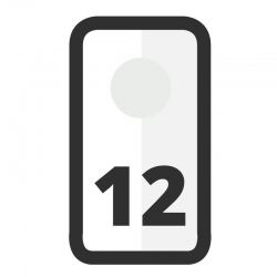 Smartphone iPhone 12 64GB...