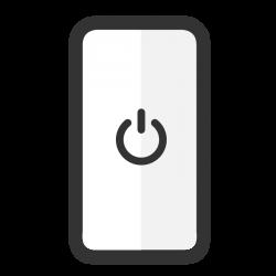 Reparar botón encendido...