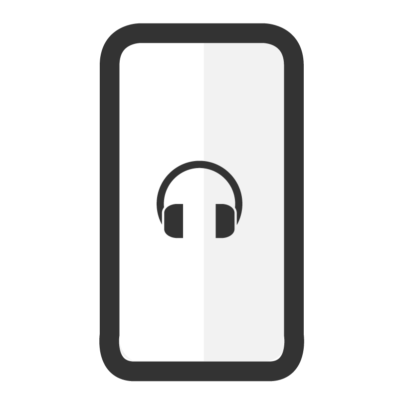 Reparar auricular llamadas iPhone X