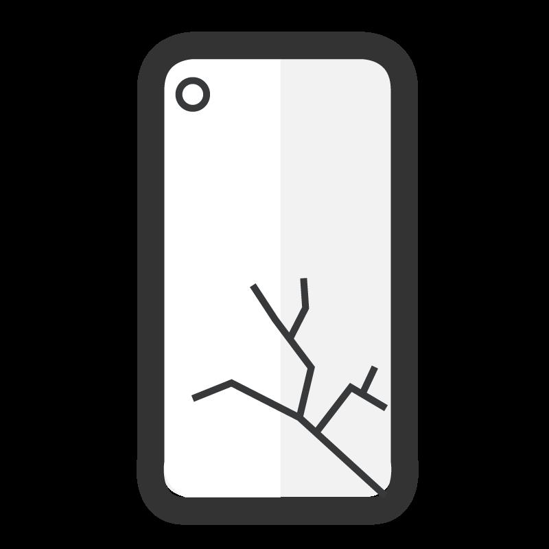 Reparar carcasa trasera iPhone X