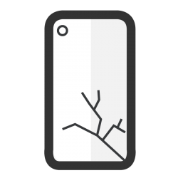 Sustituir carcasa trasera Samsung Galaxy S6 Edge