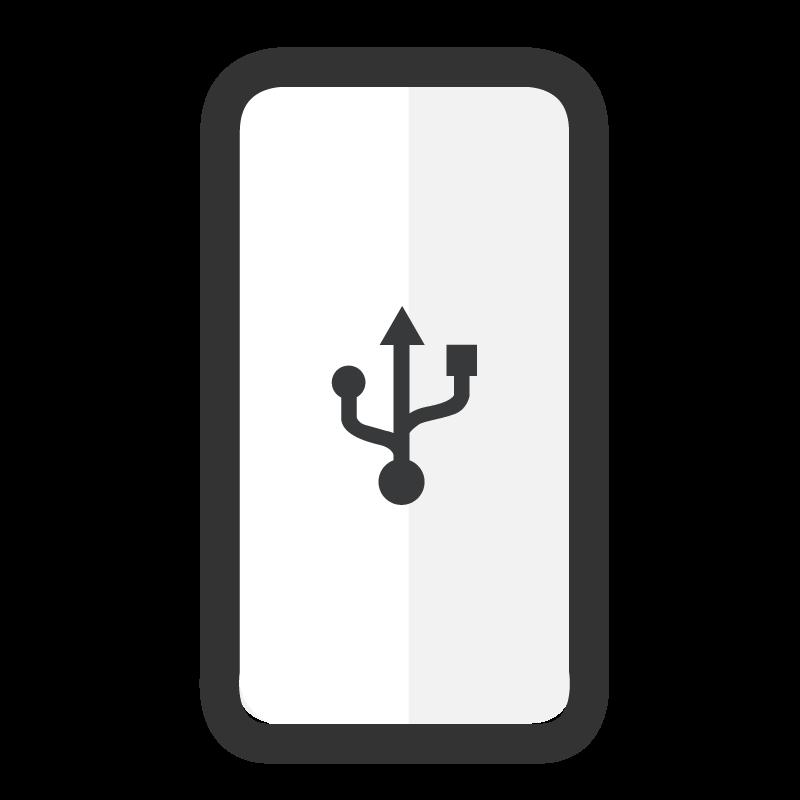 Reparar módulo de carga iPhone 6