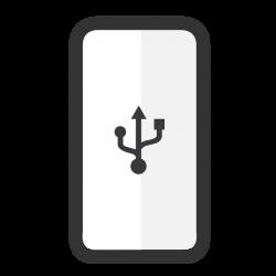 Reparar módulo de carga iPhone 6 Plus