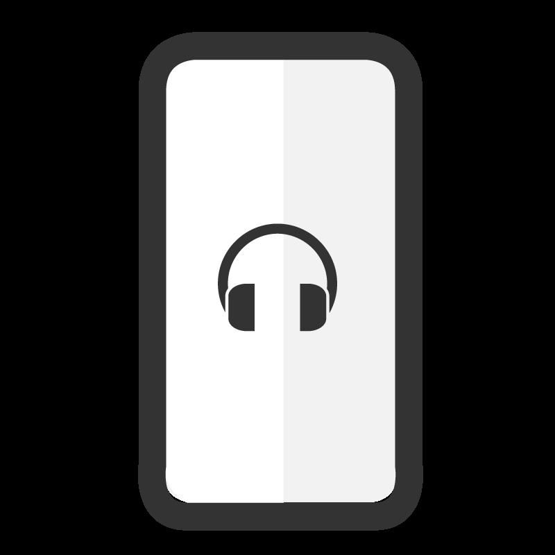 Reparar auricular llamadas iPhone 8 Plus