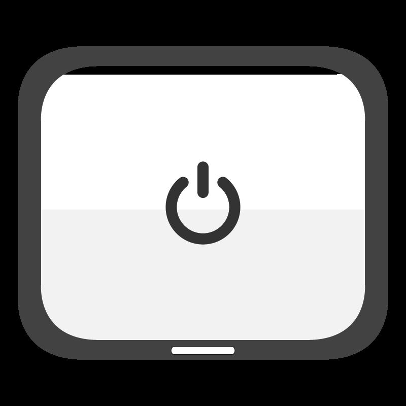 Reparar botón encendido iPad 2