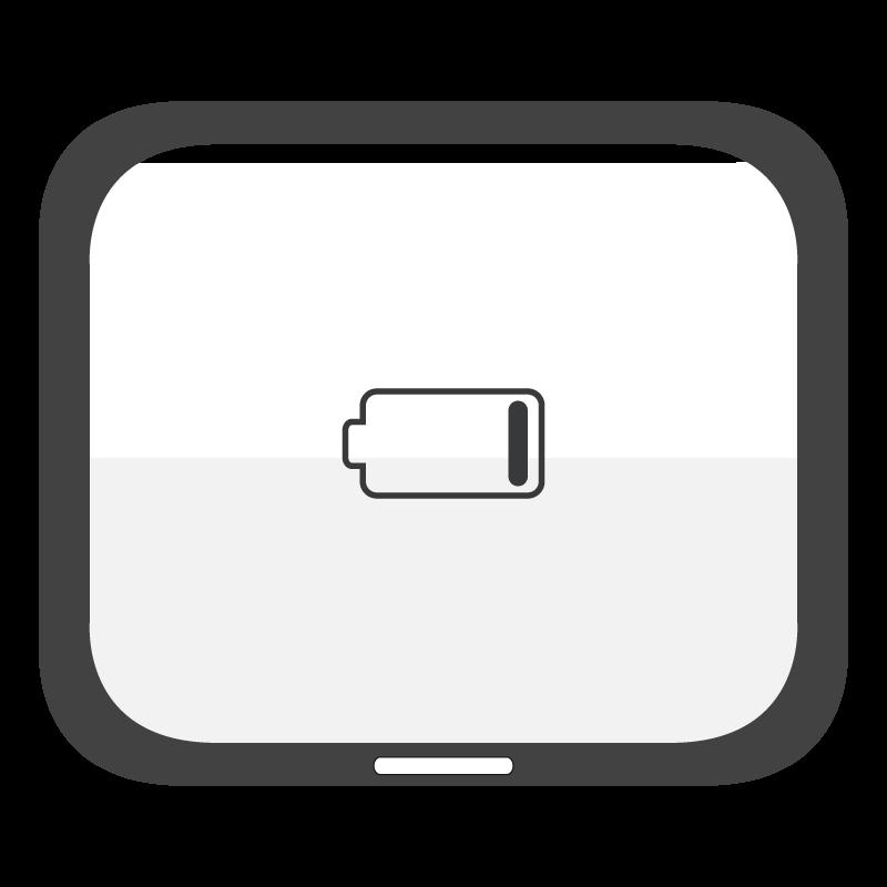 Cambiar batería iPad 2
