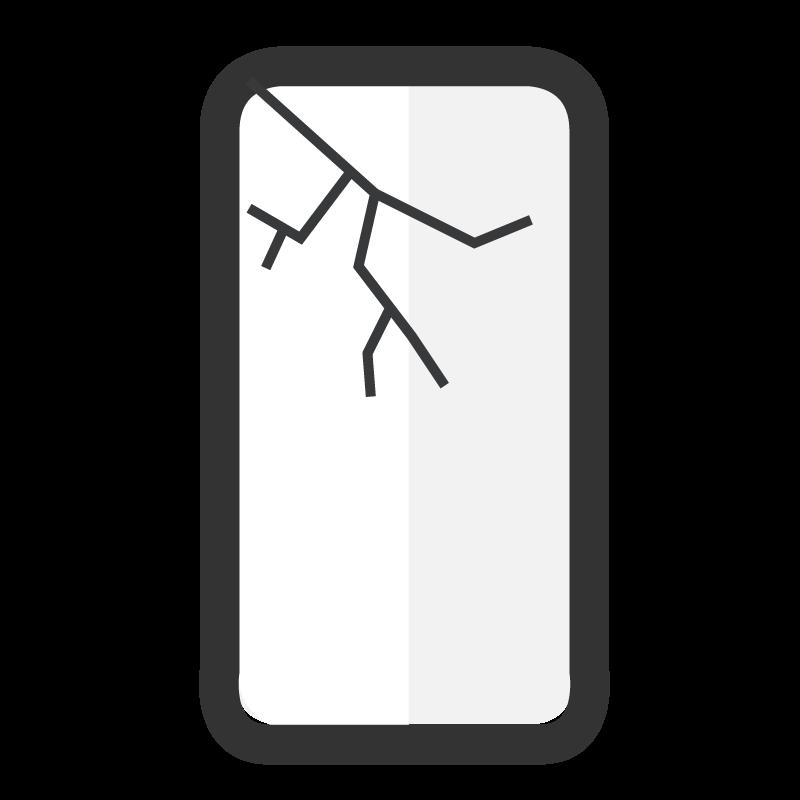 Cambiar pantalla completa LG G6