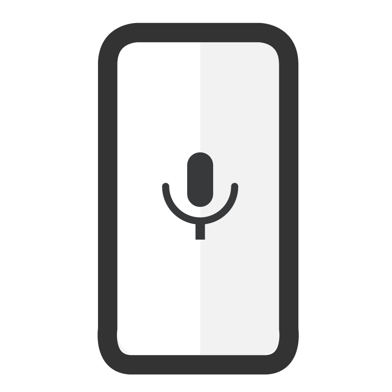 Reparar micrófono LG V30