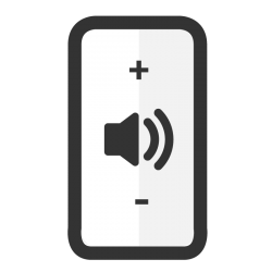 Reparar botones volumen Sony Xperia XA2 Plus