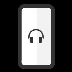 Reparar auricular llamadas iPhone XR