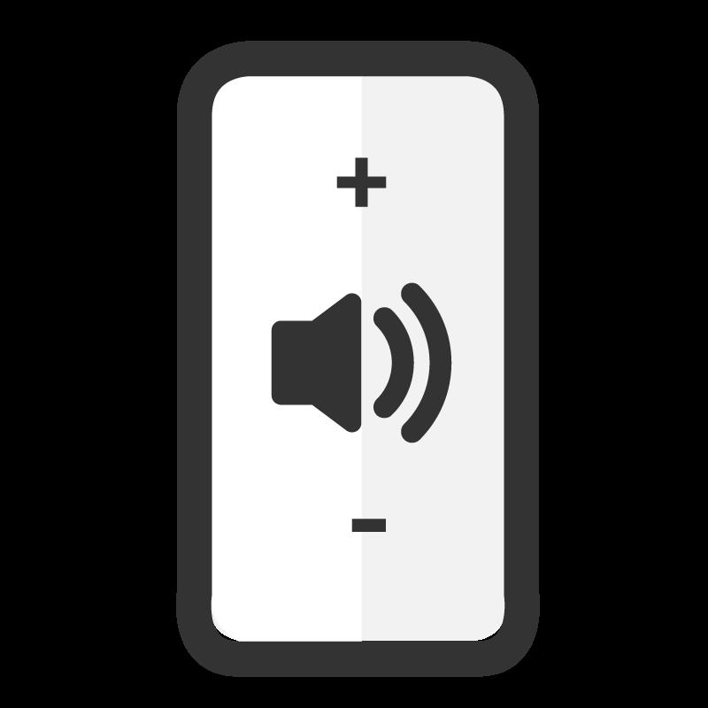 Cambiar Botones Volumen iPhone 7 Plus
