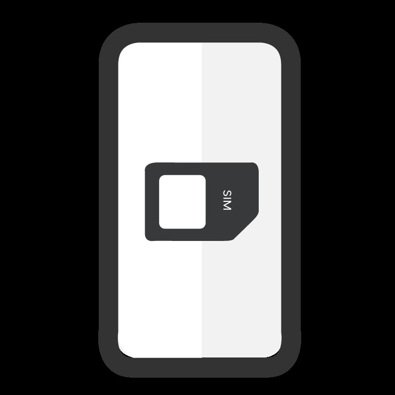 Cambiar Lector SIM iPhone 8 Plus