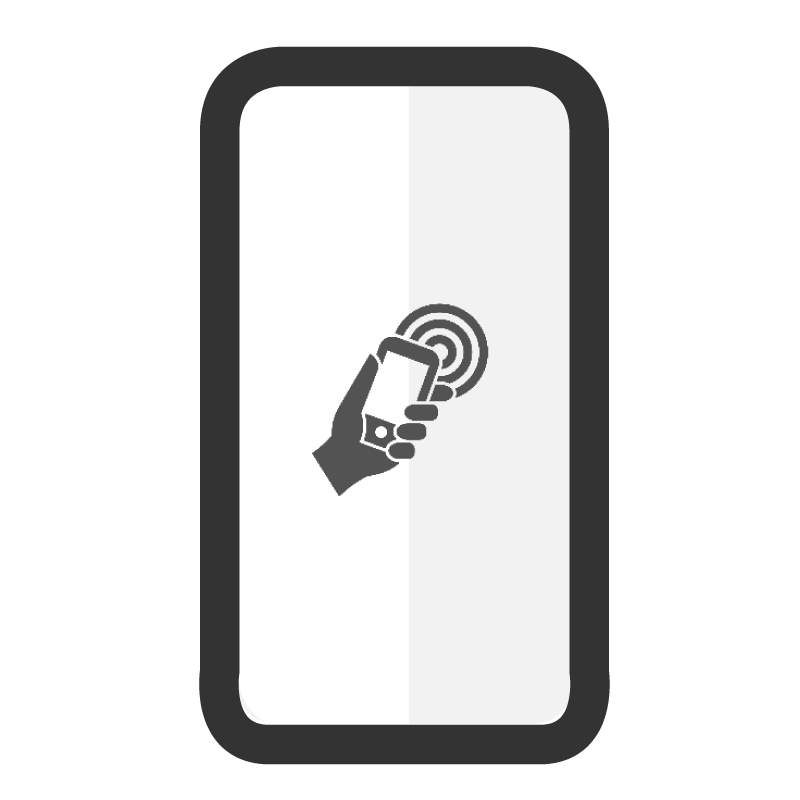 Cambiar antena NFC Samsung Galaxy S10