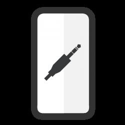 Cambio conector jack Samsung S6 Edge