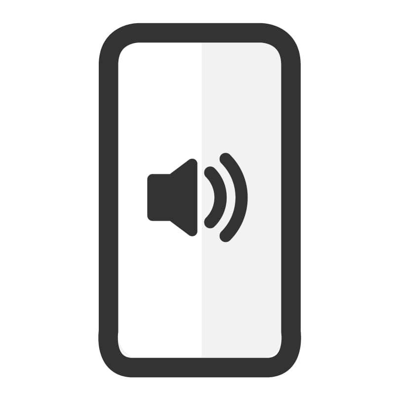 Cambiar altavoz Motorola Moto E5 Plus - Imagen 1