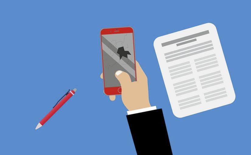 Las averías más frecuentes en los Smartphones