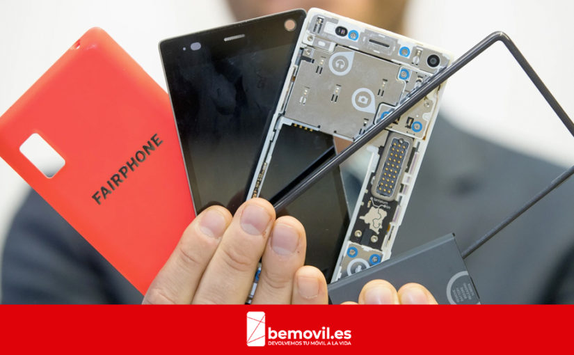 Los más fáciles de reparar son… ¿Se encuentra tu móvil en esta lista?
