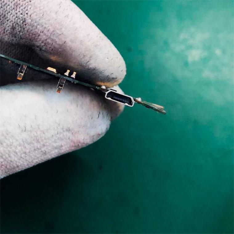 Reparación de conector de carga