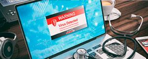 Reparación de virus y malware
