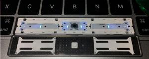 Reparación de teclado