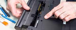 Cambiar batería de portátil